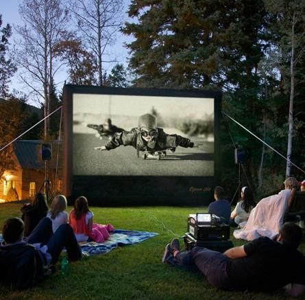Public movie rentals