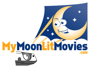 MyMoonLitMovies – Outdoor Movie Rental – Inflatable screen rental